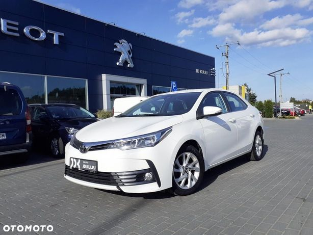 Toyota Corolla Polski salon, automat, kamera, gwarancja