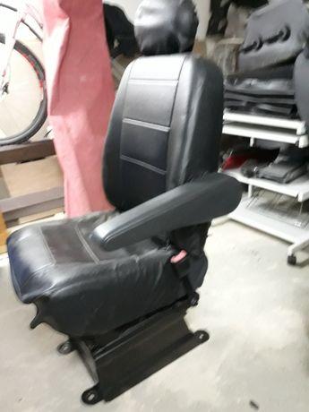 Fotel Prawy pasażera pojedynczy ranault master 2 movana