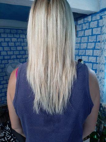 Przedłużanie i zagęszczanie włosów oraz rzęs. Pazurki :-)