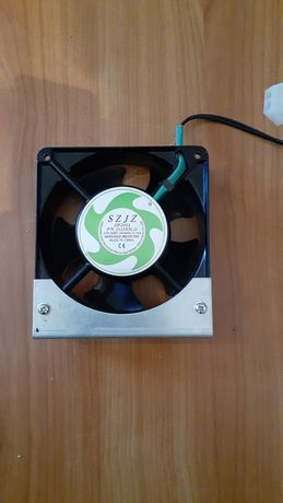 Вентилятор осевой от лёдогенератора