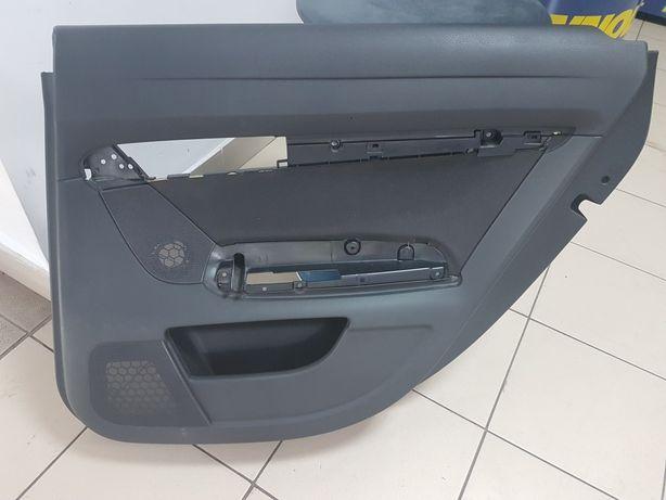 Tapicerka boczek drzwi tył prawy Audi A6C6