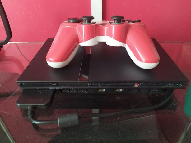 Konsola Sony PlayStation 2 PS Slim SCPH-77004 + Oryginalna gra