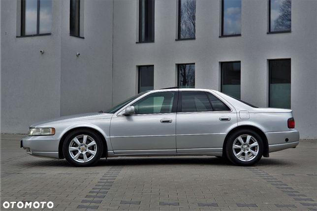 Cadillac Seville V8 306KM / Automat / Benz+LPG / VIDEO Oględziny YT