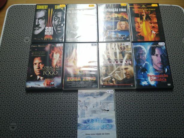 Filmes Dvd Suspense / Acção.