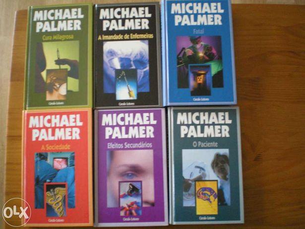 Livros de Michael Palmer, Circulo de leitores