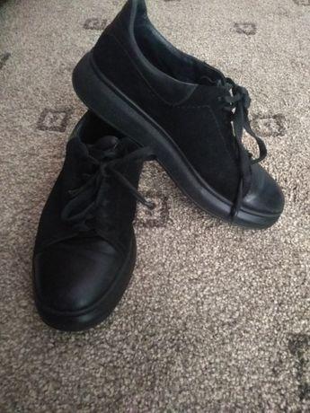 Туфли кожаные AERO