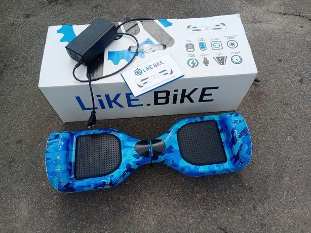 """Гироборд Like Bike r 6.5"""""""
