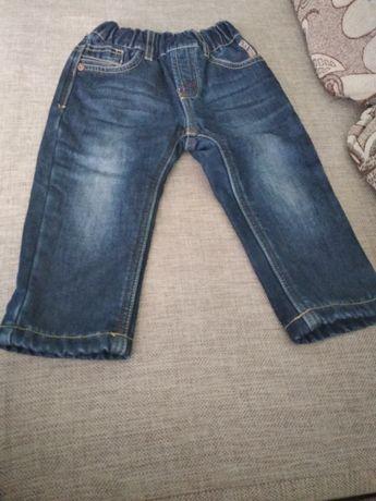 Утеплені джинси для хлопчика