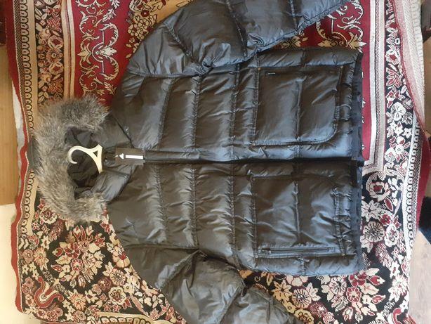 Мужская куртка размер 56