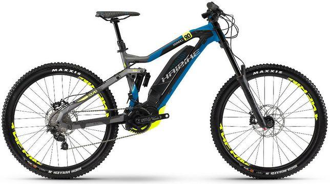 Haibike XDURO Dwnhll 9.0 E-Bike 2018 Rozmiar M