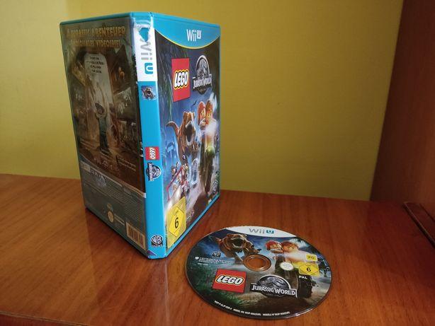 LEGO Jurassic World gra Nintendo Wii u WiiU