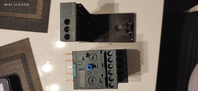 Przekaźnik przeciążeniowy Siemens SIRIUS 3RB3113-4TB0 + wspornik