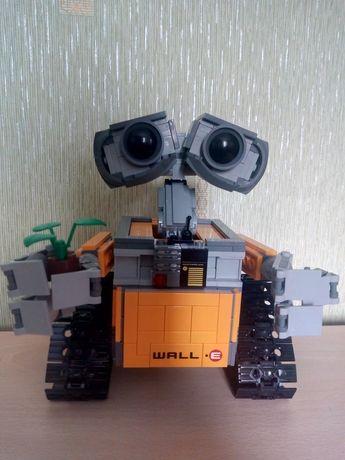 Lego Ideas Wall-E 21303 Валл-и