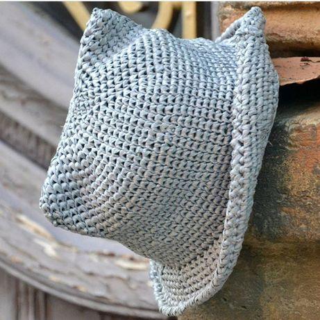Панамка-шляпка с ушками