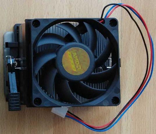 Radiator i wentylator na Althon64 3500+ socket 939 (nowy, nieużywany)