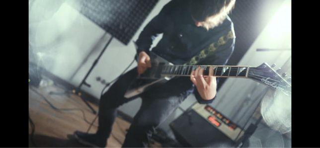 Профессиональный гитарист ищет работу, набирает учеников