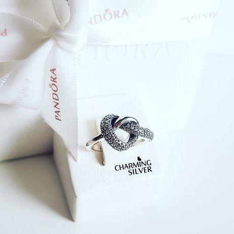 Кольцо «Узы любви» Pandora Пандора Оригинал