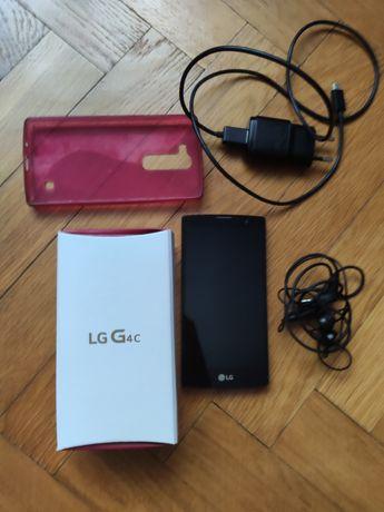Smartfon LG G4C - komplet