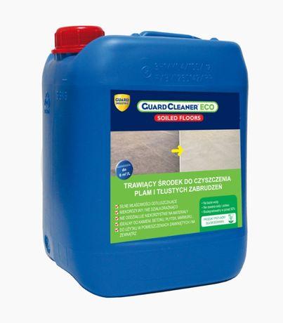 Guard Cleaner - środek czyszczący, zabrudzenia, tłuste plamy, oleje