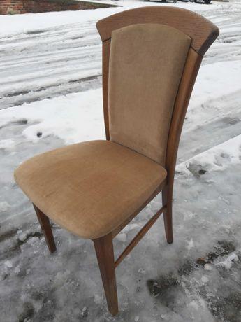 Komplet 4 wygodnych krzeseł holenderskich