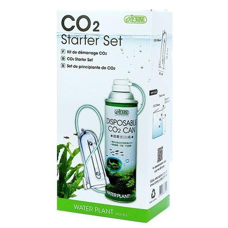 ISTA BUTLA CO2 + dyfuzor+ zaworek + wąż, gotowy zestaw CO2