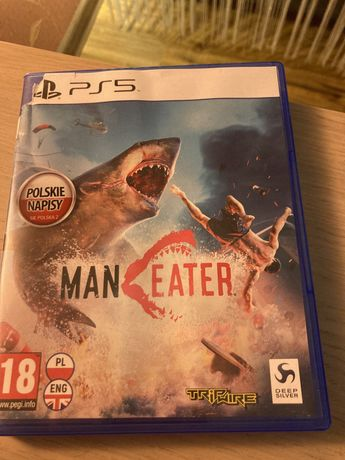 Man Eater PS5 / Maneater PS5