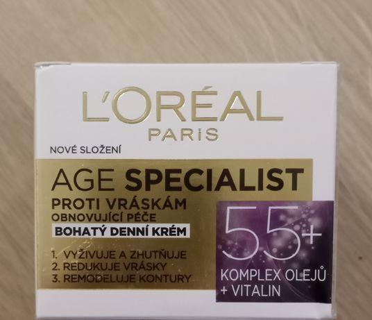 Продам крем L'Oréal Paris 55+