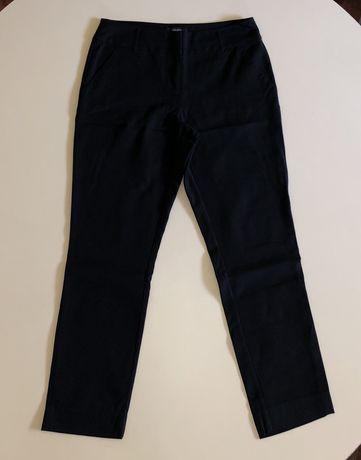 Calças pretas de senhora 46