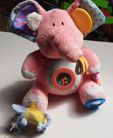 Słoń Trąbala Smyk dla niemowlaka