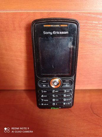 Sony Ericsson W200 telefon uszkodzony