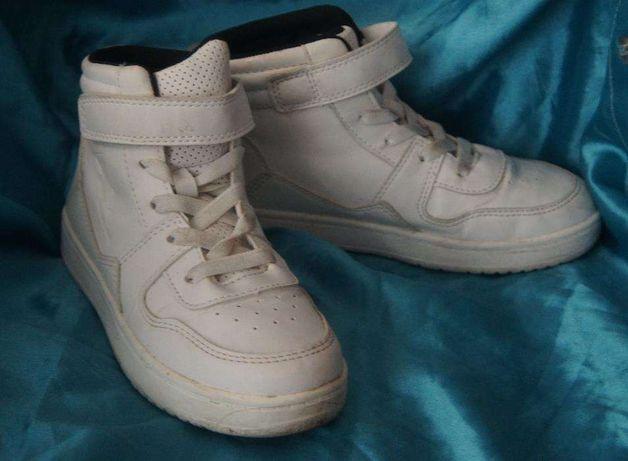 Adidasy za kostkę białe H&M 33