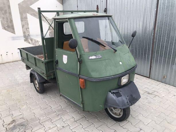 Piaggio APE 50 Vespa skrzyniowy Mobilny bar Prossecco Van