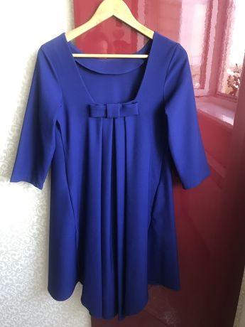Платье нарядное для беременных, подходит на любой срок