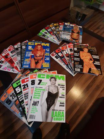 Sprzedam czasopisma CKM