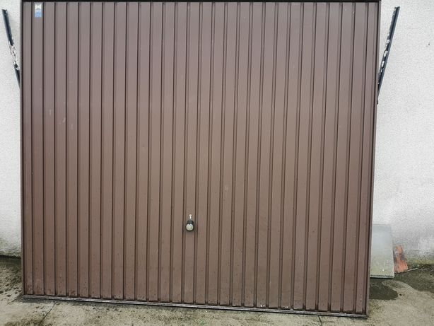 Brama garażowa hormann 210x245