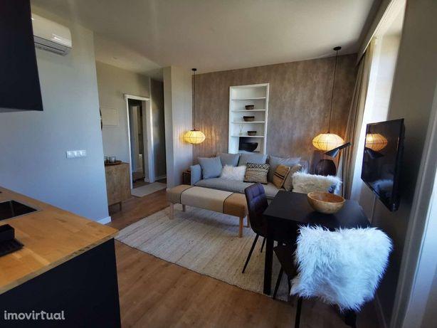 Apartamento T1 mobilado no Estoril
