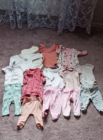 Одяг дитячий 0-3 міс