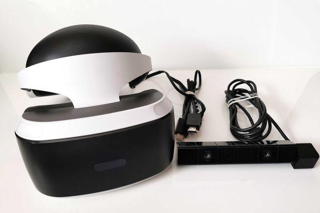 Okulary Gogle Sony PS4 VR + Kamera PS4 VR