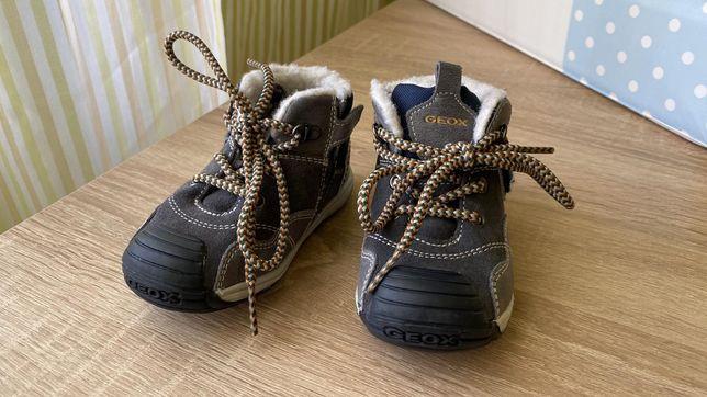 Зимние ботинки Geox 22 размер