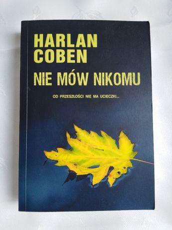 "Książka ""Nie mów nikomu"" Harlan Coben"
