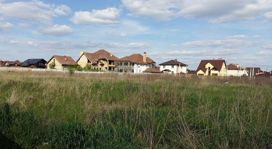 Продам ровный земельный участок под строительство в селе Гора. Гора - изображение 1