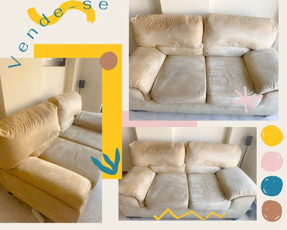 Sofa de 3 lugares ikea