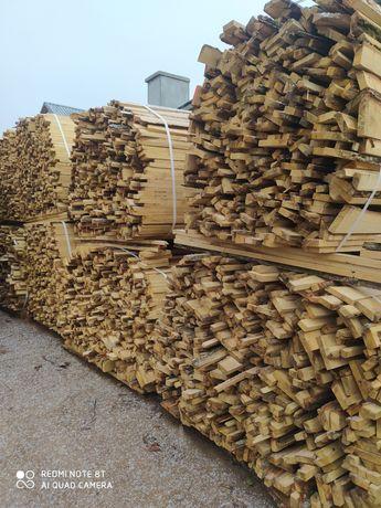 Drewno opałowe dębowe w wiazkach