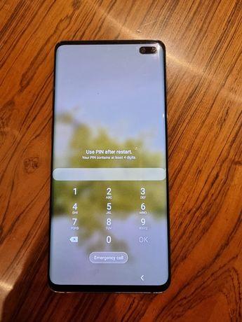 Samsung Galaxy S10 Plus 8GB ram com 128 GB + cartão 64 GB memória