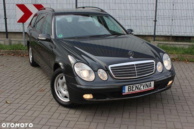 Mercedes-Benz Klasa E Bezwypadkowa Benzyna. Doskonały Stan