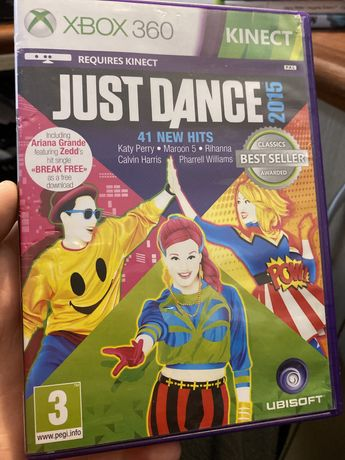 Just Dance 2015 Kincect Xbox 360 PL