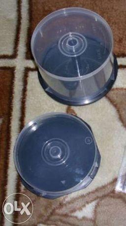 CakeBox 10 i 50 - Pudełka na cd/dvd