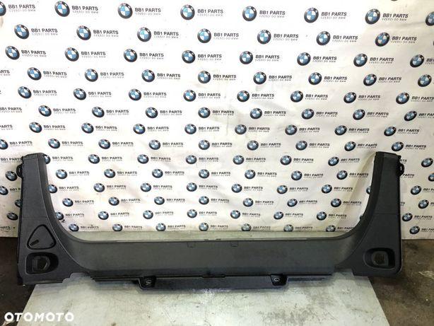 BMW F34 OSŁONA OBUDOWA PASA TYLNEGO TYŁ 7295576