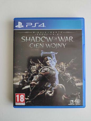 Śródziemie: Cień Wojny PL PS4