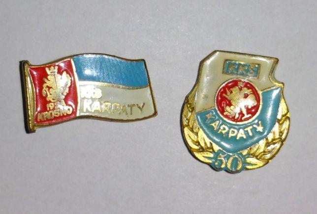 Karpaty Krosno - odznaki